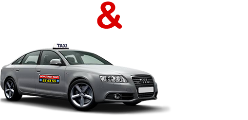 Fast and Safe Taxi Service